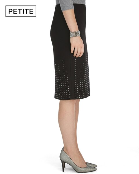 Browse skirts for petite women today. Combine a pencil skirt with a button down dress shirt and blazer for a sophisticated look that's all business, or wear a striped skirt with an all white or black top for a balanced outfit that's perfect for a picnic in the park or an evening spent catching up with old friends at .