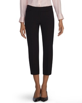 Curvy Seasonless Crop Pants