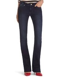 Saint Honore Curvy Skinny Flare Jeans