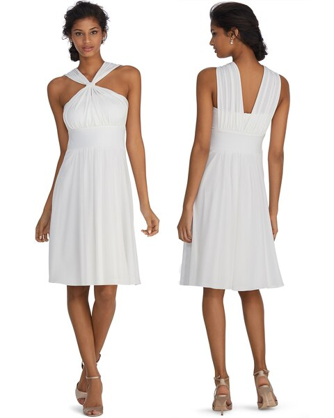 Pictures white dress.