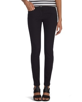 Premium Bi-Stretch Black Skinny Pants