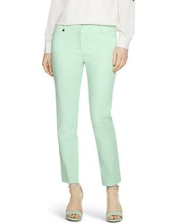 Divinity Green Perfect Form Ankle Pants