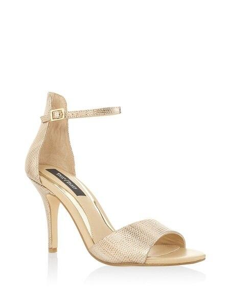 Soft Gold Heels