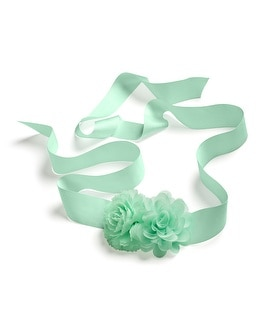 Divinity Flower Sash Belt