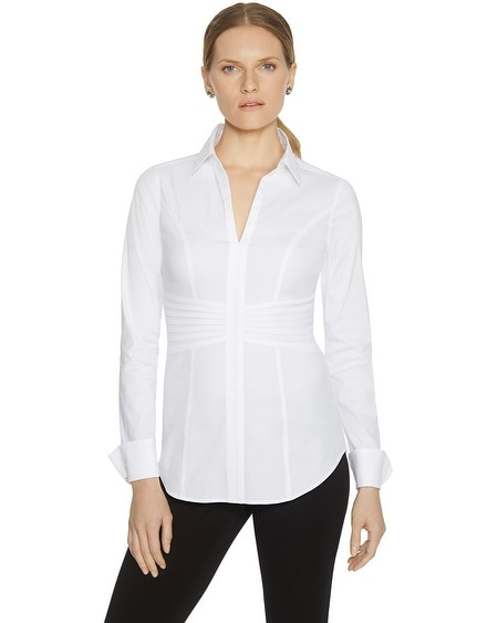 Long White Shirt | Is Shirt