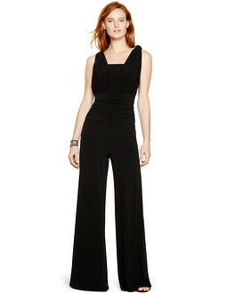 Genius Convertible Black Jumpsuit