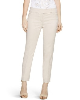 Shell Modern Suit Ankle Pants