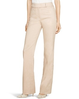 Textured Trouser Pants