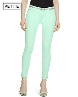 Petite Saint Honore Skimmer Jeans