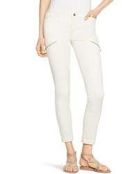 Saint Honore Skinny Crop Jeans