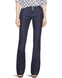 Saint Honore Dark Wash Trouser Jeans
