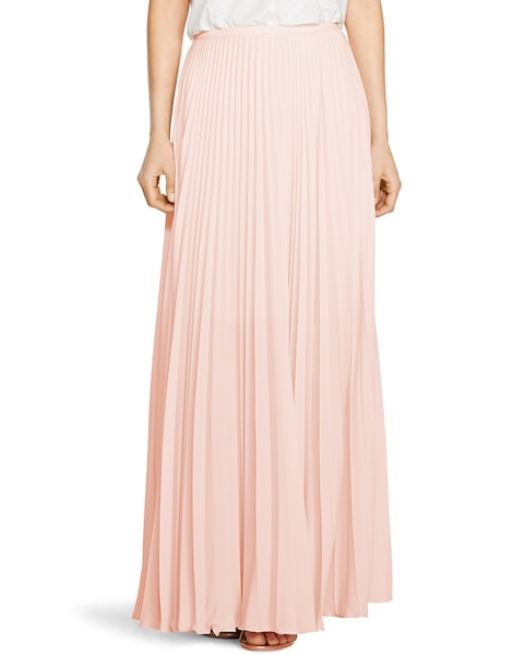 Pleated Maxi Skirt - WHBM