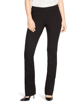 City Knit Ponte Mini Bootcut Pants