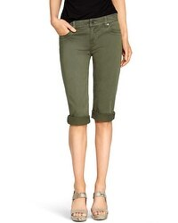 Saint Honore Ivy Pedal Pusher Jeans