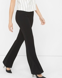 Curvy Seasonless Flare Pants