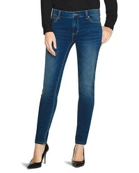 Saint Honore Knit Skinny Jeans