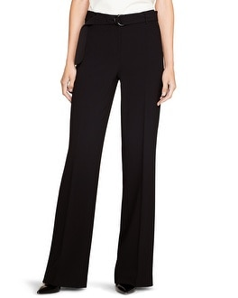 Soft Drape Wide Leg Pants