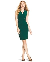Surplice Instantly Slimming Dress