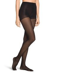 Pintdot Lattice Tights