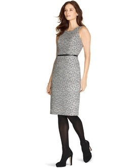 Sleeveless Lace Sheath