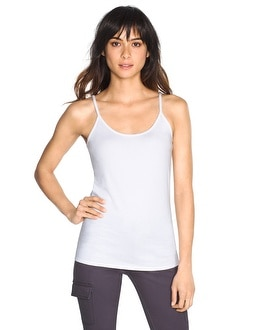 Lightweight Scoop Neck Cami