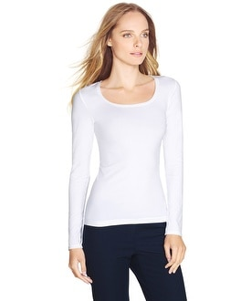 Long Sleeve Essential Seamless Tee
