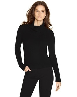 Shaker Turtleneck