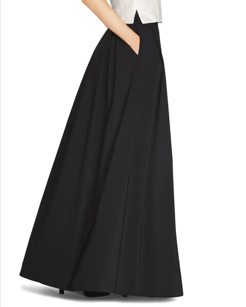 Taffeta Ball Skirt - White House Black Market