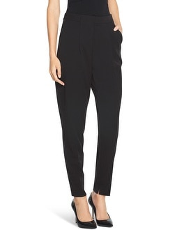 Seasonless Tapered Ankle Pants