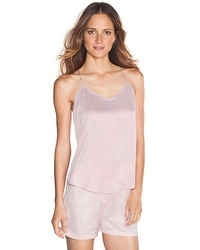 Satin V-Neck Cami