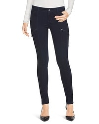 Saint Honore Twill Skinny Jeans