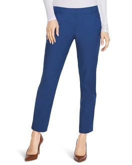 Curvy Perfect Form Slim Ankle Pants