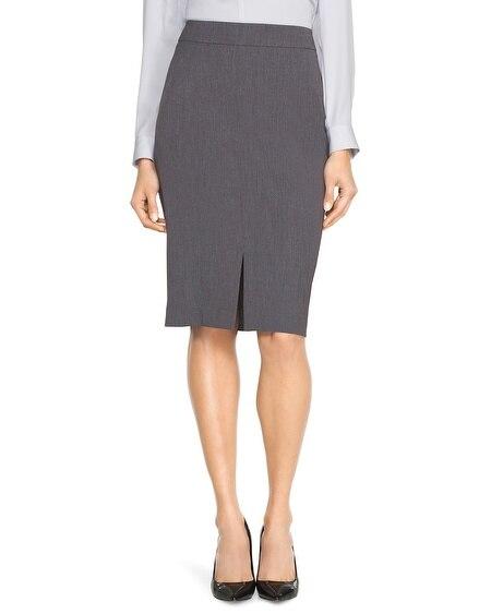 front slit pencil skirt white house black market