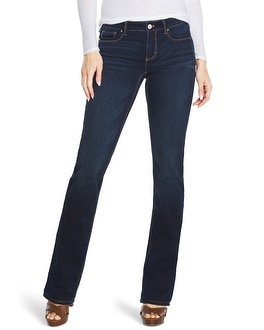 Curvy Essential Bootcut Jeans
