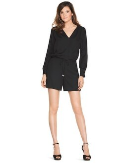 Surplice Soft Romper