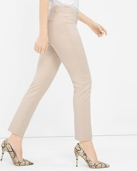 Slim Ankle Suiting Pants