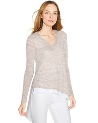 Marled Asymmetric Top