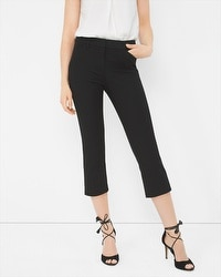 Slim Crop Pants