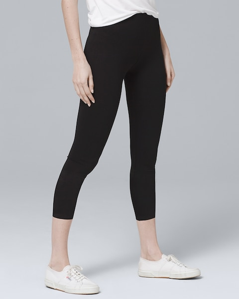 4c6bb40b2 Crop Leggings - White House Black Market