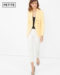 Petite Canary Trophy Jacket