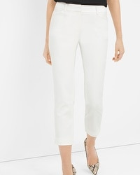 Straight Crop Pants