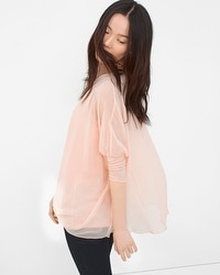 Twist Layered Top