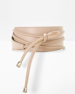 Reversible Obi Wrap Belt
