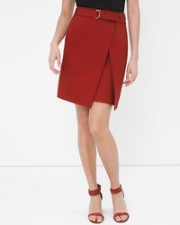 Envelope A-Line Skirt