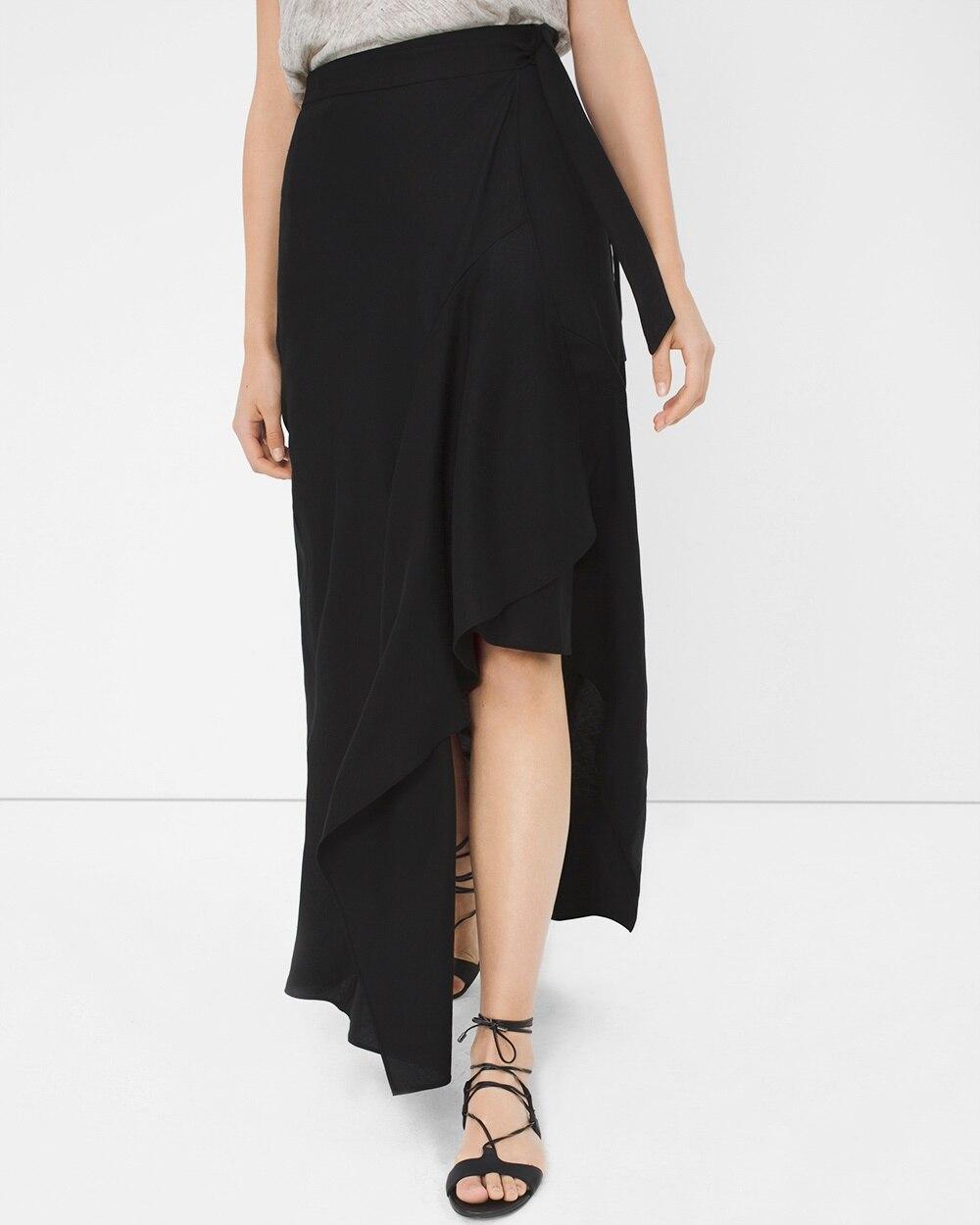 43d65a728c Wrap Maxi Skirt - White House Black Market