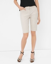Premium Bi-Stretch Bermuda Shorts