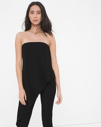 Long Asymmetric Bustier