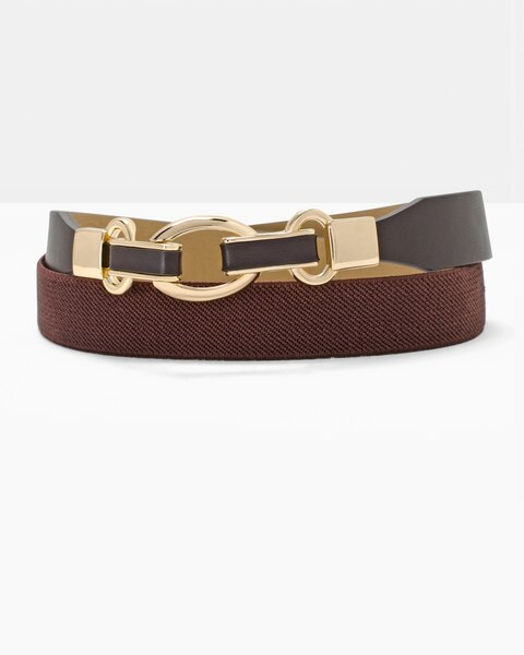 Rhinestone Stretch Belts. invalid category id. Rhinestone Stretch Belts. Store availability. Search your store by entering zip code or city, state. Go. Sort. Best match Product - Lauren By Ralph Lauren Woodbridge 1 3/4