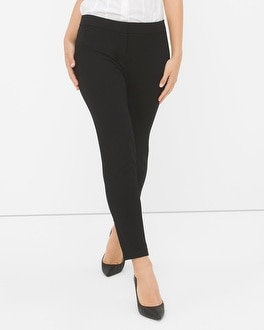 Curvy Premium Bi-Stretch Skimmer Pants