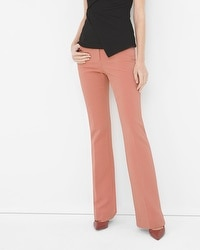 Structured Flare Pants